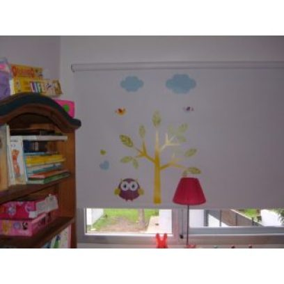 Cortinas Black Out infantil