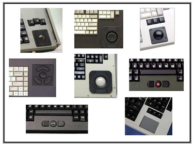 Collage - Pointing Devices - Integral - 1860