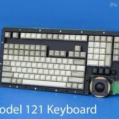 Model 121A - 2672 TXT