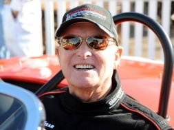 Bob Bondurant will be one of the three inducted to the Corvette Hall of Fame in September 2016. Jeff Bloxham / LAT Photographic