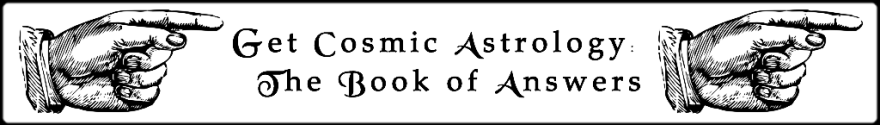 Get Cosmic Astrology: The Book of Answers