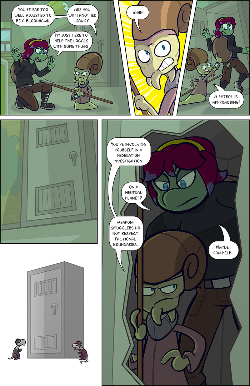 Episode 1: Pg 9