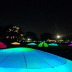 glow targets for events and parties