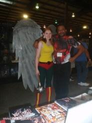 Mav & Hawkgirl