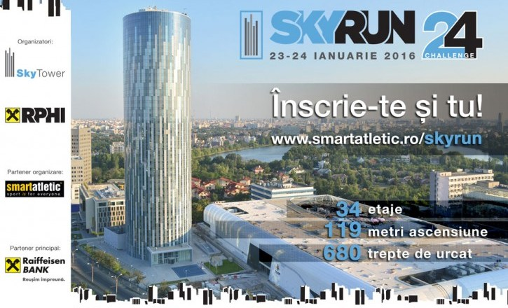 SKYRUN - Sky Tower