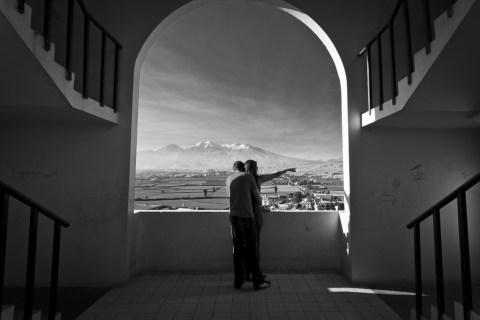 Mirador de Sachaca - Arequipa- Pérou