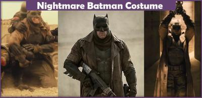 Knightmare Batman Costume - A DIY Guide - Cosplay Savvy