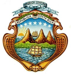 Escudo de Costa Rica, Símbolo Nacional