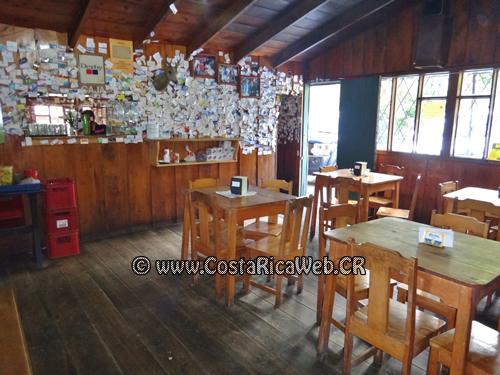Bar & Restaurante Chago's en San José de la Montaña, Heredia, Costa Rica