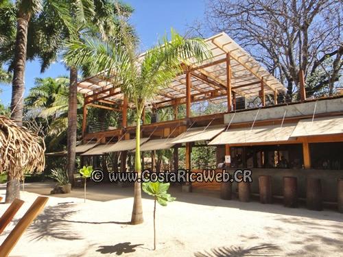 Lola's Bar and Restaurant in Avellanas, Guanacaste, Costa Rica