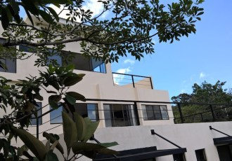modern build new home with ocean view for sale san ramon costa rica