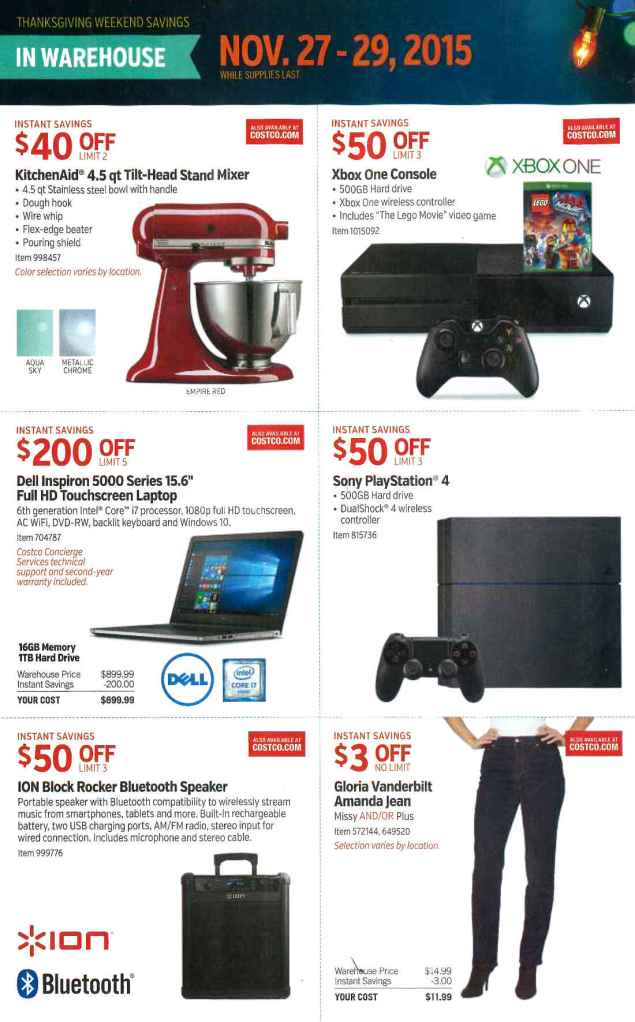 Black Friday Page1