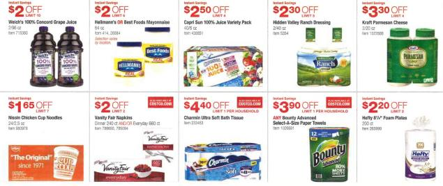 March 2016 Costco Coupon Book Page 8