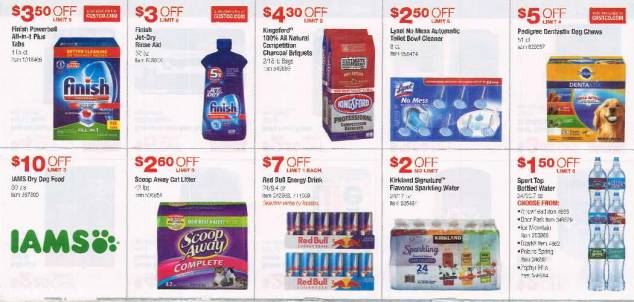 June 2016 Costco Coupon Book Page 8
