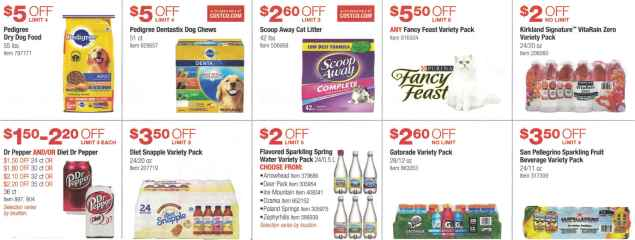 September 2016 Costco Coupon Book Page 10