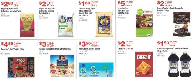 September 2016 Costco Coupon Book Page 7