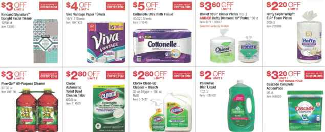 September 2016 Costco Coupon Book Page 9