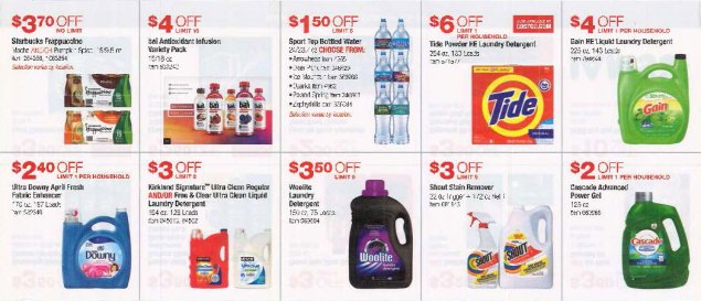 October 2016 Costco Coupon Book Page 12