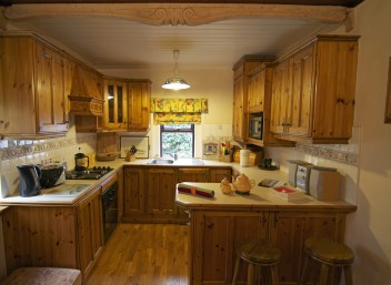 Honeymoon Cottage Kitchen