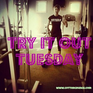 Try it out Tuesday: Strength Exercises for Runners