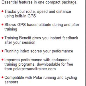 Fitness Friday with #TeamPolar: Polar RC3GPS