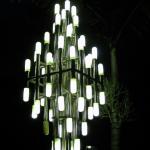 Glowing object