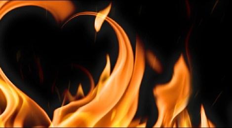Pentacost Fire