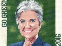 Dr Jill Stein Green Party Alternative To Xenophobic Maverick Donald Trump And Serial War Criminal Hillary Clinton