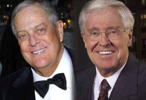 The Kochs Want Hillary Clinton To Become President