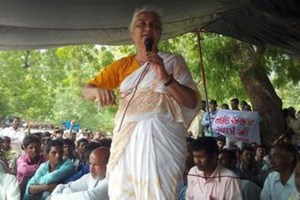 1000 Sardar Sarovar Project Affected Being Re-Evicted By Gujarat Government:Agitation By PAFs Entered 6thDay