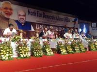 NEDA Expedites BJP's March To Northeast India