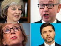 The Mother Fetish: British Politics And The Tory Leadership Contest