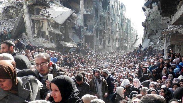 yarmouk-refugee-camp
