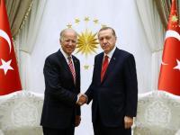 Biden Meets With Erdogan, Backs Turkish Invasion Of Syria