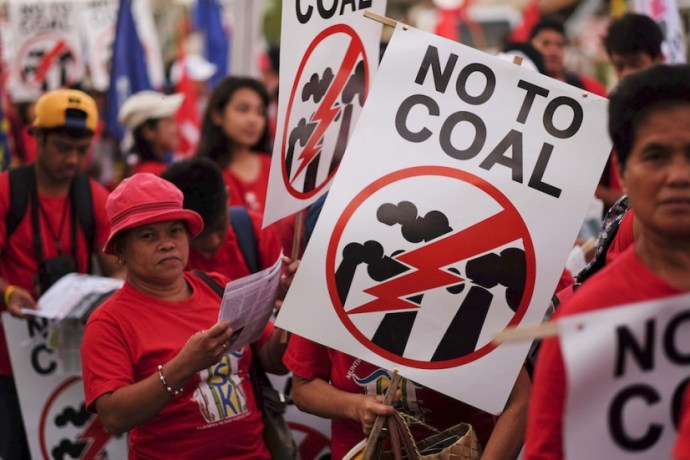 no-to-coal-sign_break-free-phillipines_credit-veejay-villafranca_creative-commons