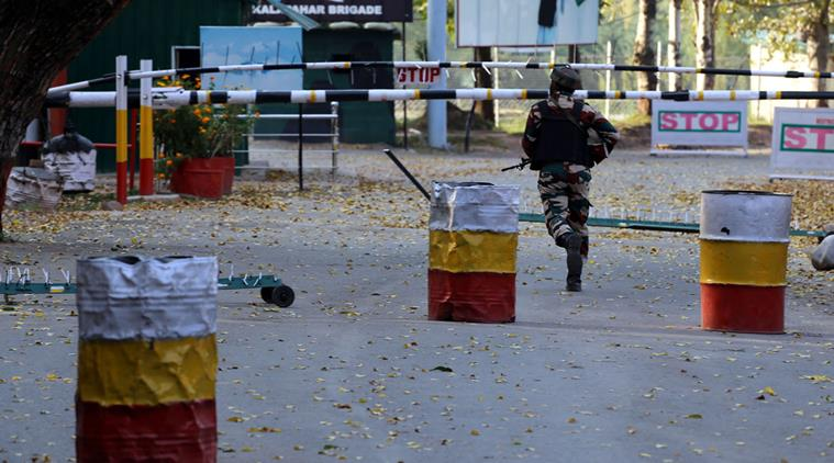 India Adopts a Restrained Response to the Kashmir Attack
