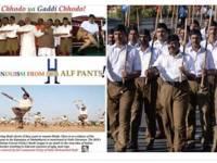 From #SaveHinduismFromHalfPants To #HindutvaToHumanism