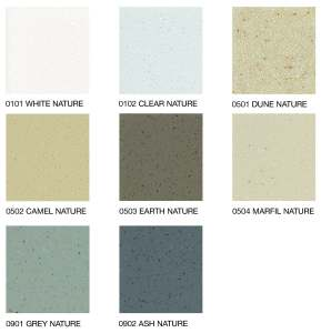 krion ecocycle colors