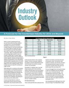 ISFA Q! industry forecast lead-in