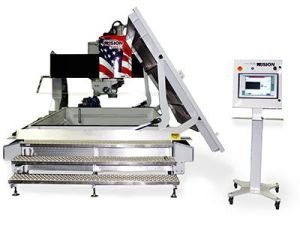 Park Industries Fusion S CNC waterjet saw