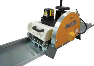 WEHA Achilli Track Rail Saw System