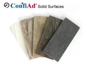 confiad solid surfaces