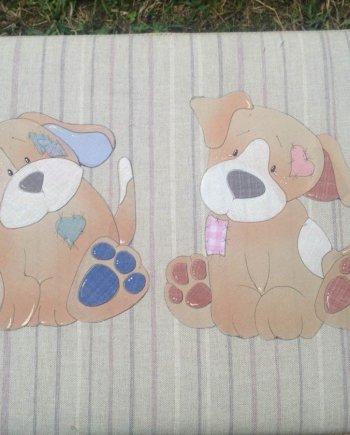 DT1408_Tre cani grandi