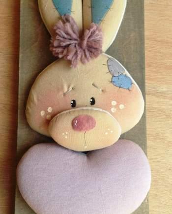 P15011 Coniglio cuore