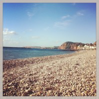 An Indian summer in Devon