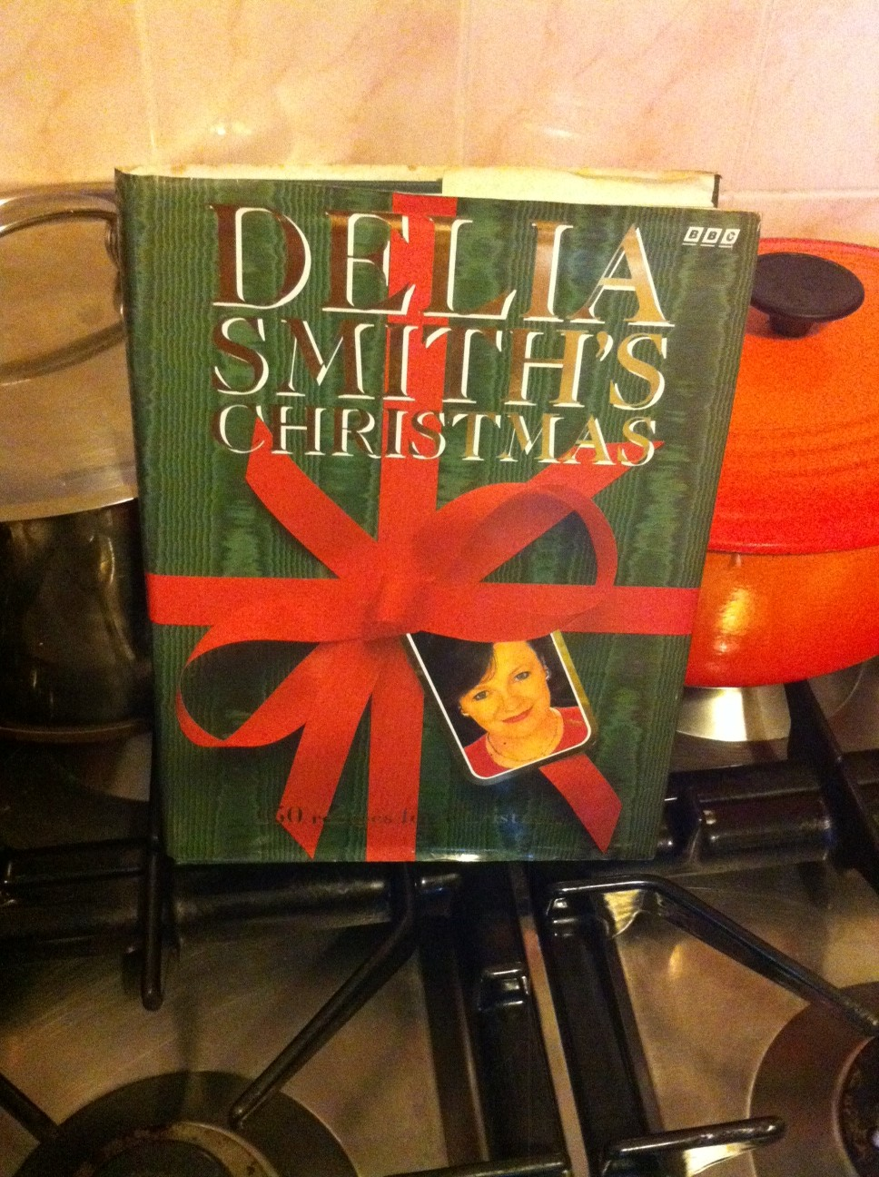 CF Christmas: Delia Smith Christmas recipes