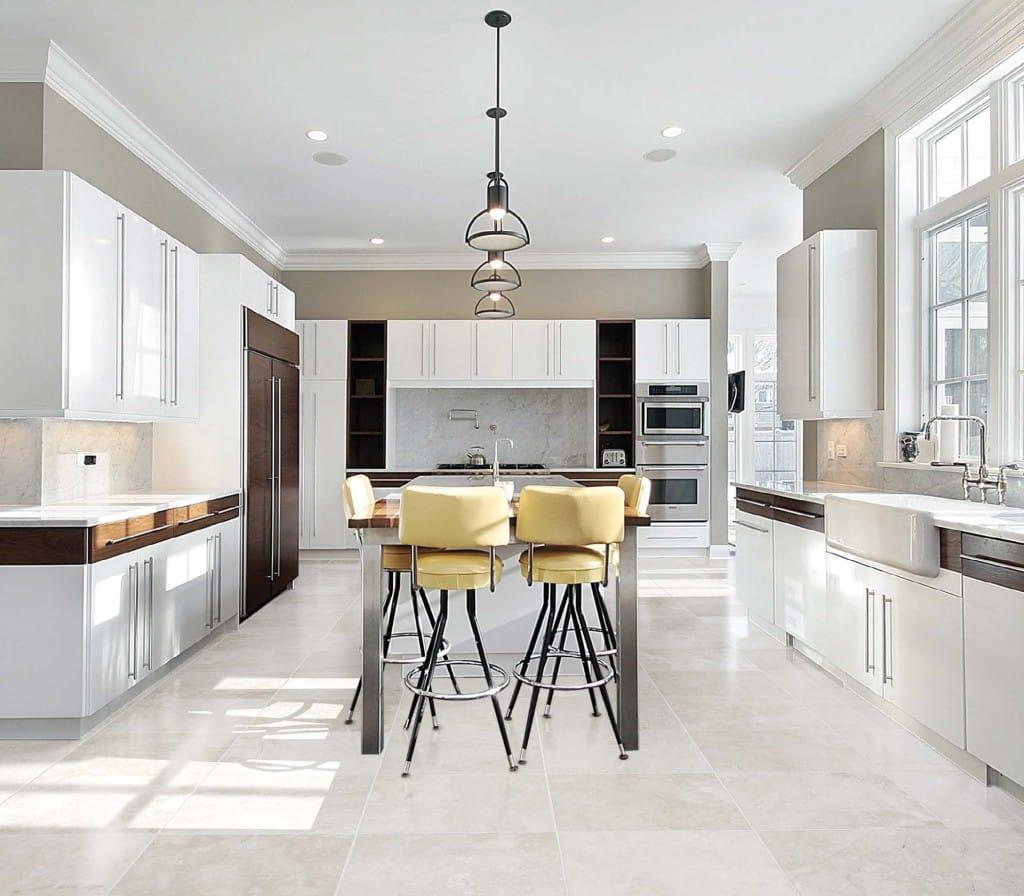 kitchen trends fall via houzz kitchen flooring trends It