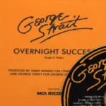 George_Strait_-_Overnight_Success_single