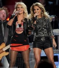 Miranda Lambert Carrie Underwood Somethin' Bad