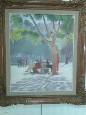 Maurice Adrey- Place de la république à Oran